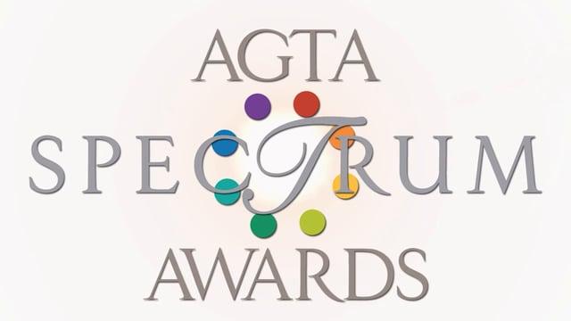 AGTA Spectrum Awards, K Brunini, Jewelry, Designer, Couture
