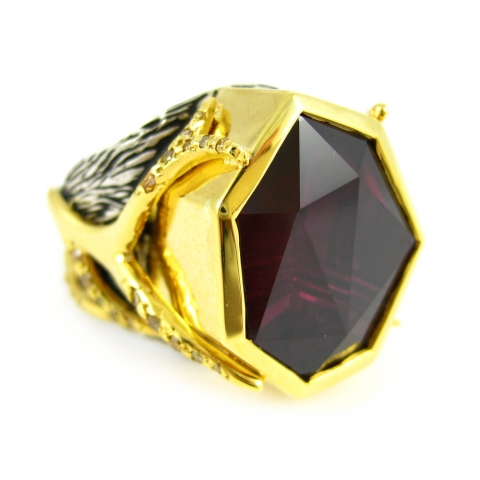 K Brunini, Objects Organique, Ring, Jewelry, Fine Jewelry, Collector