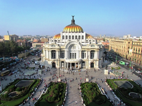 Mexico City, Palacio de Bellas Artes, KBrunini, Jewellry