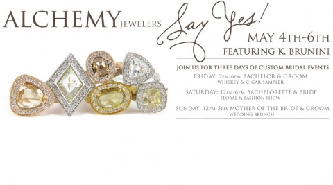say yes! -Alchemy trunk show2