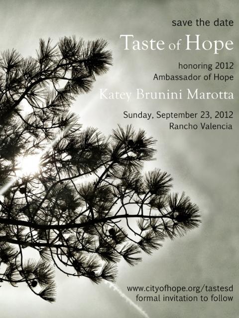 city of hope : taste of hope